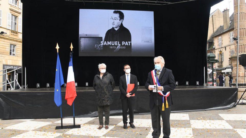 Hommage à Samuel Paty - Son Lumière Vidéo Captation Vidéo / Retransmission Live